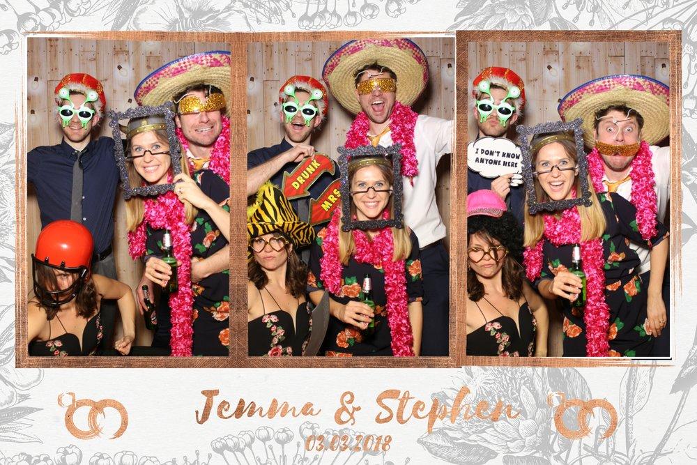 Jemma& Stephen - 3rd March 2018