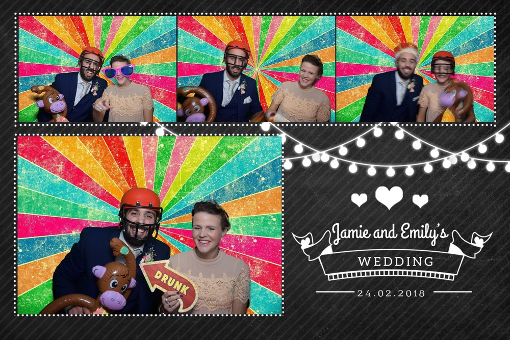Jamie and Emily - 24th Feb 2018 Wortley Hall Hotel