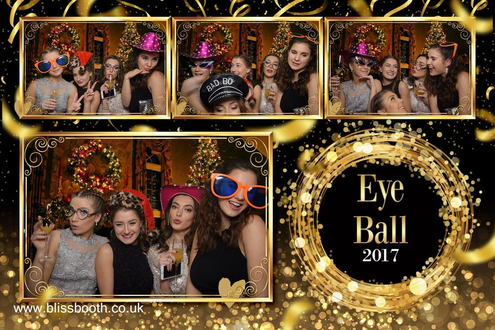 Orthoptic Ball 2017 - Sheffield