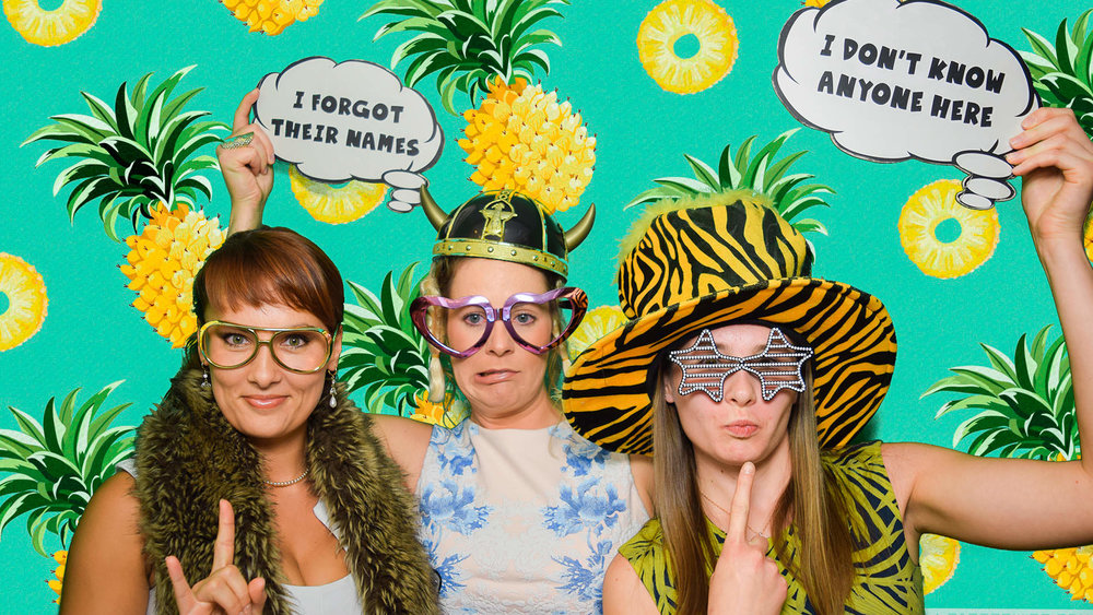 Green Screen Photo Booth Hire - More Info