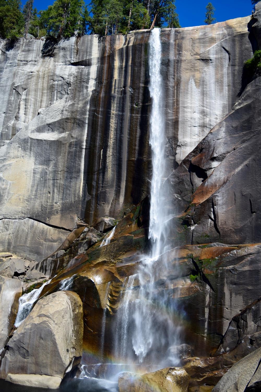 Yosemite, Vernal Falls
