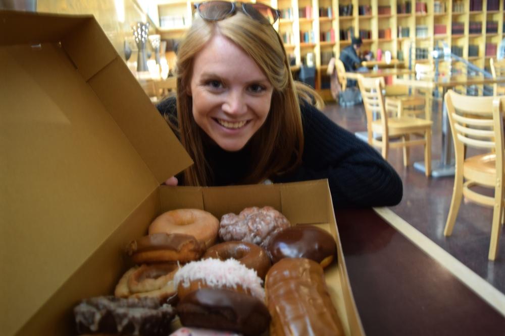 Free doughnuts!