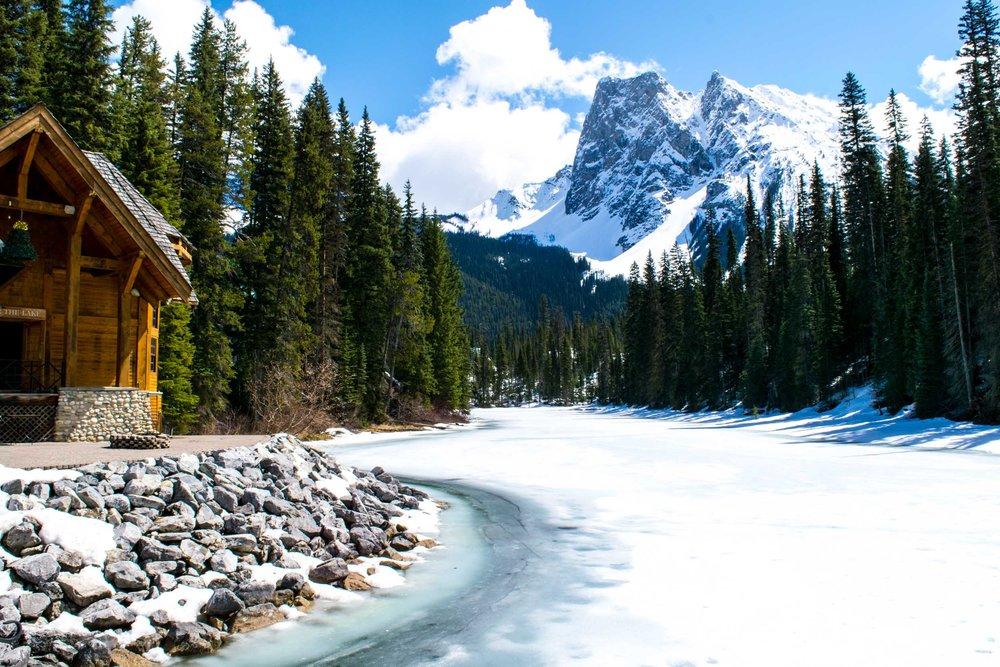 Canadian Rockies, BC. 2017