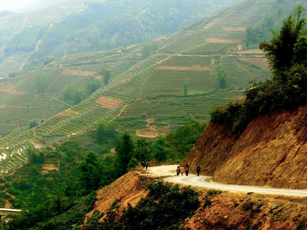 Sa Pa, Vietnam. 2013