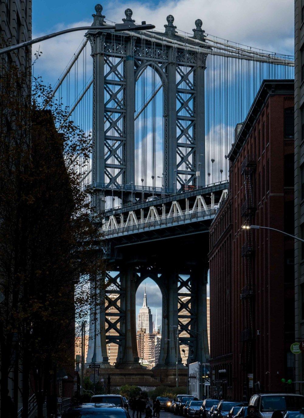 Dumbo, NYC. 2016