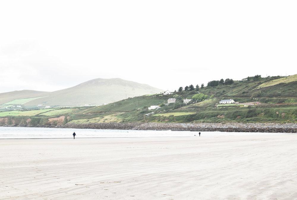 Inch Beach, Ireland. 2018