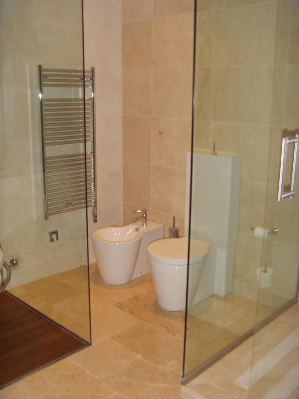 shower bathroom refurbishment