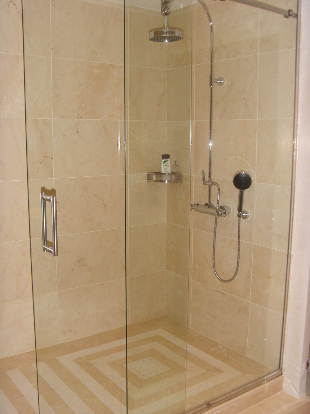shower refurbishment
