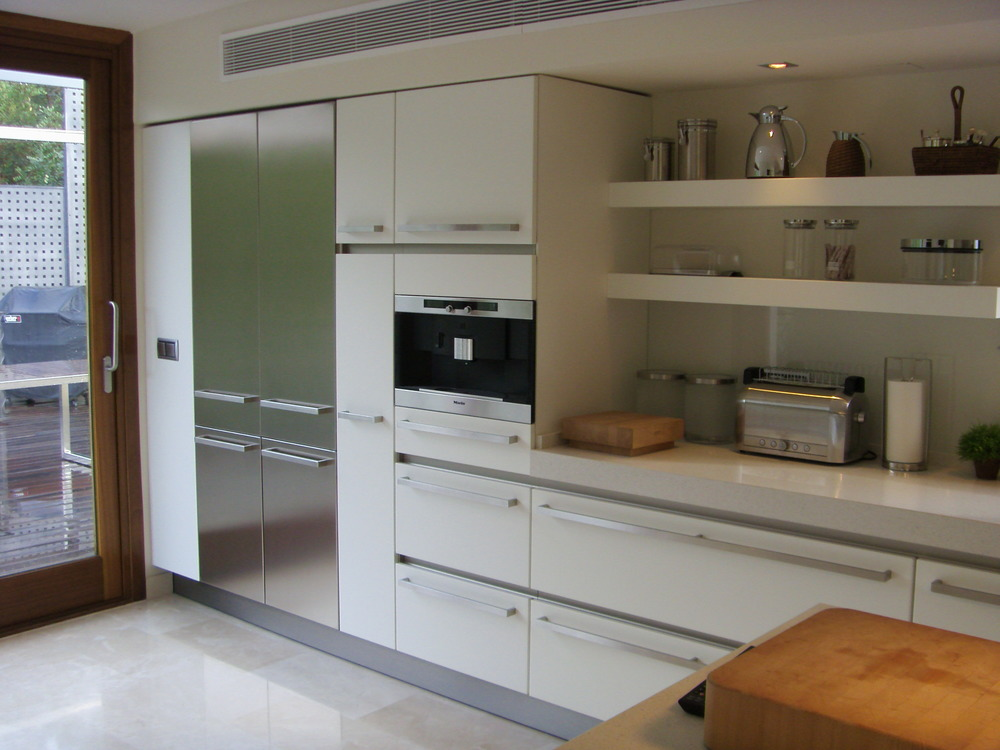 Refurbishment and furnishing kitchen