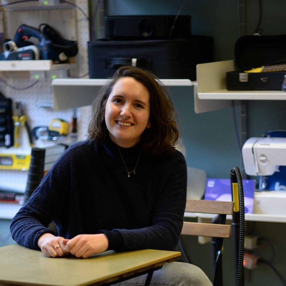 Sophia Wyatt  Design Director  sophia@libraryofthings.co.uk