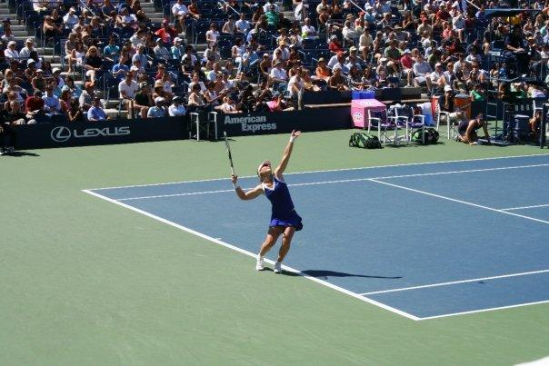 Samantha Stosur (Achieved world #1 ranking in doubles, #4in singles, 6 time Grand Slam Winner, US Open singles winner)