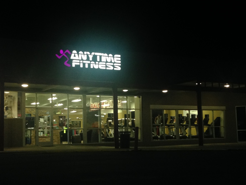 Anytime Fitness in Shelbyville, KY