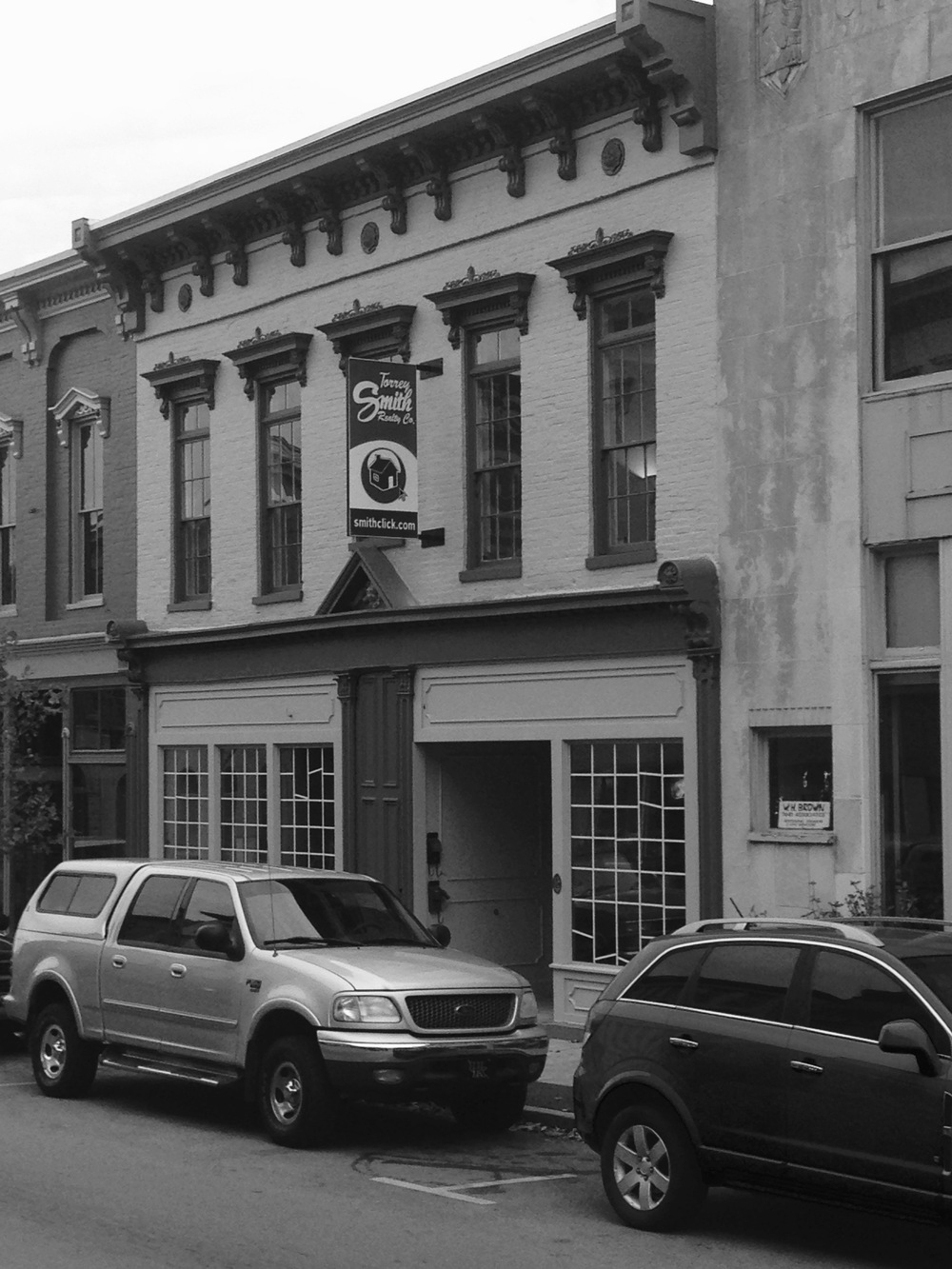 NEW OFFICE - Torrey Smith Realty Co., LLC - 529 Main Street, Shelbyville, KY  40065