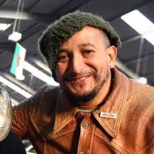 Fuzz Townshend. Proper lifting.