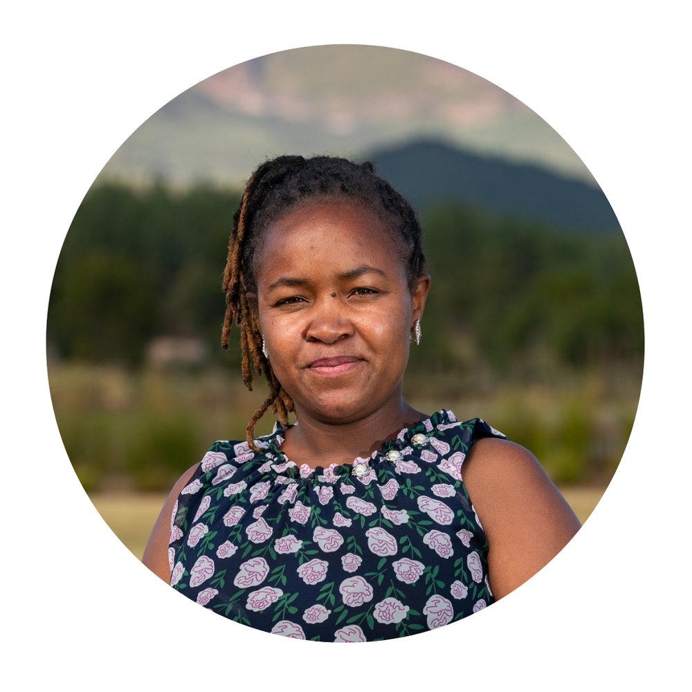 Nyambura Mwaura - Director of Human Resources & Admin.