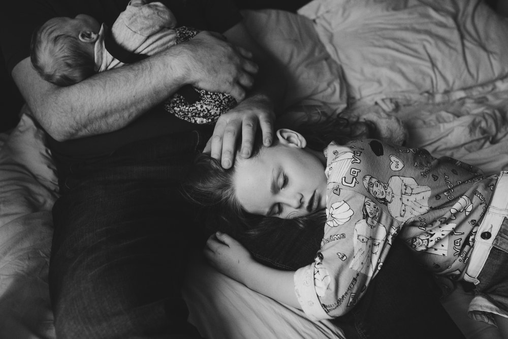 Documentary style family photography, portraiture by Derbyshire photographer Camera Hannah