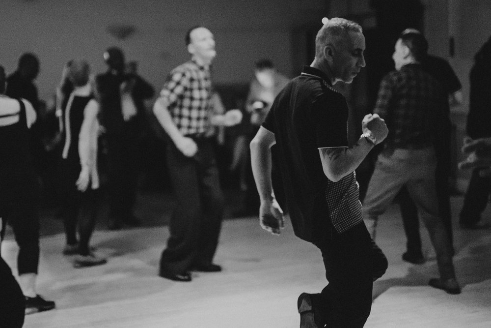 Northern soul documentary photography by camera hannah