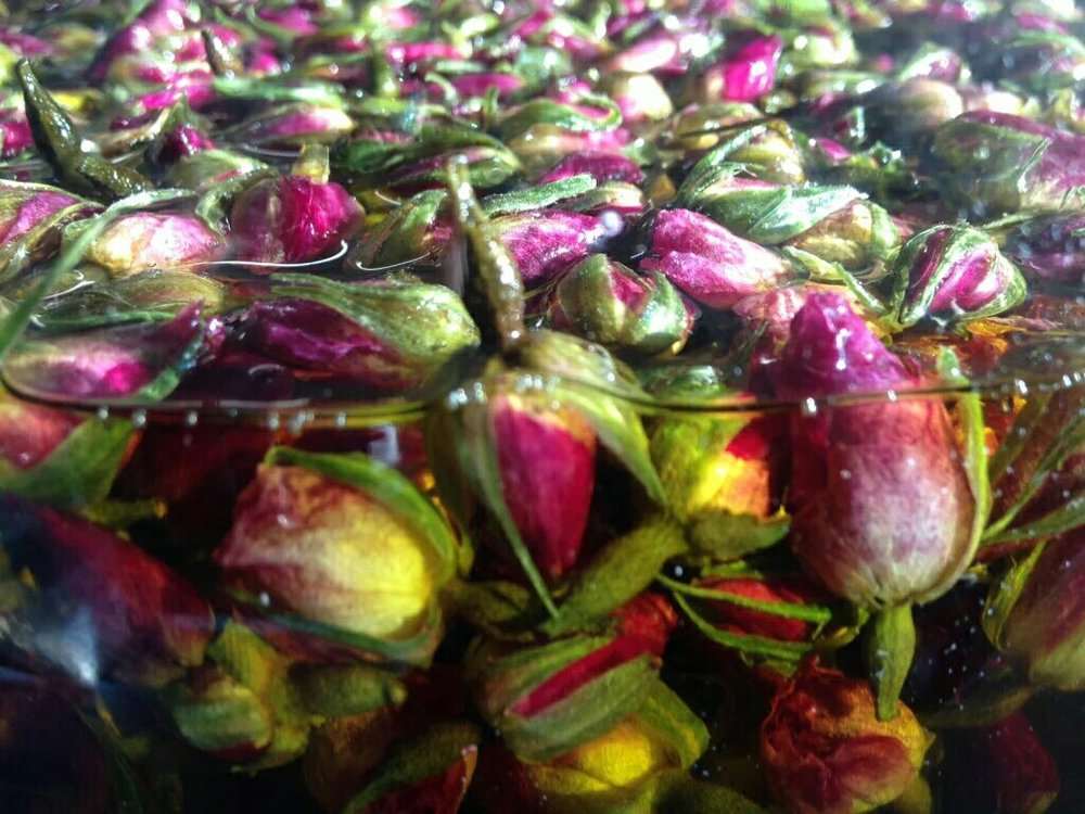 Rose & Vanilla face oil made with a whole lot of love right here in #Cornwall.