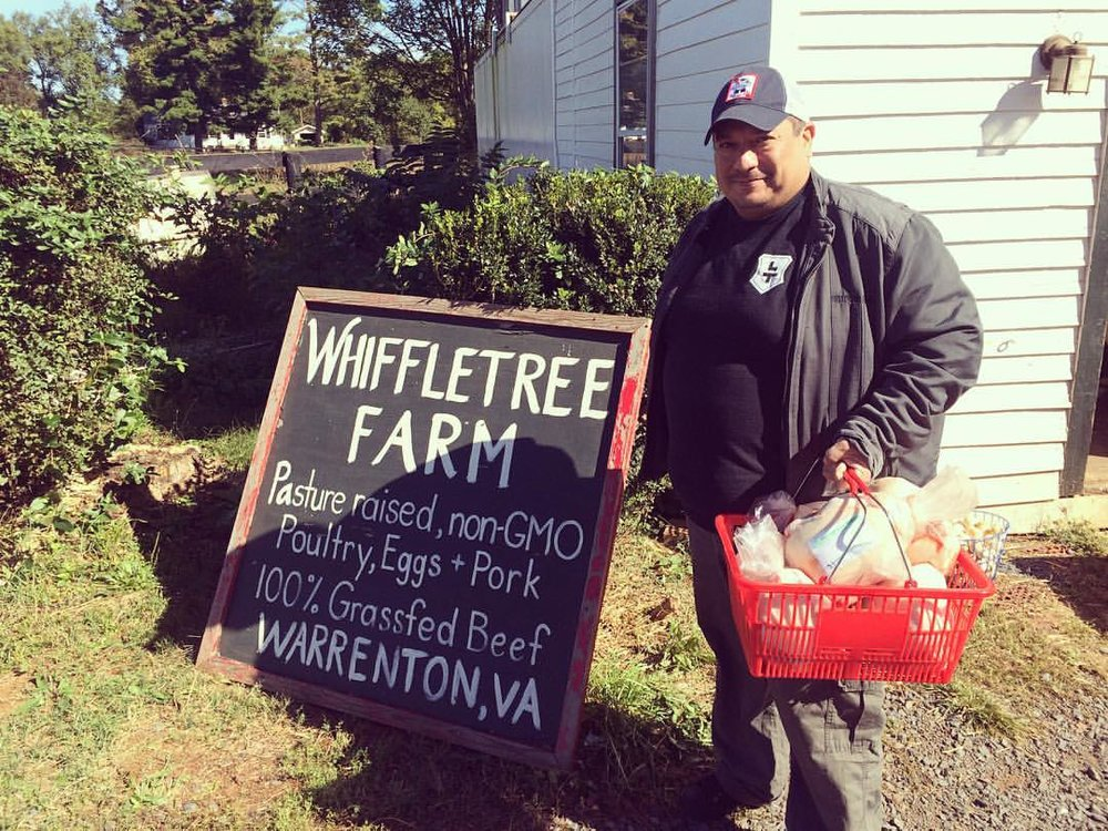 The Field and Main chef visits the Whiffletree Farm store.