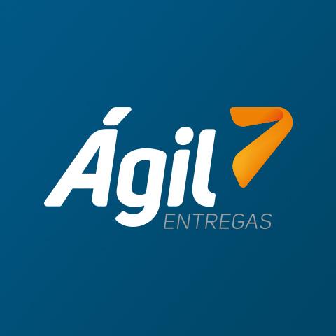 ÁGIL ENTREGAS - IDENTIDADE VISUAL