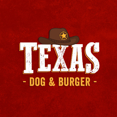 TEXAS DOG & BURGER - IDENTIDADE VISUAL