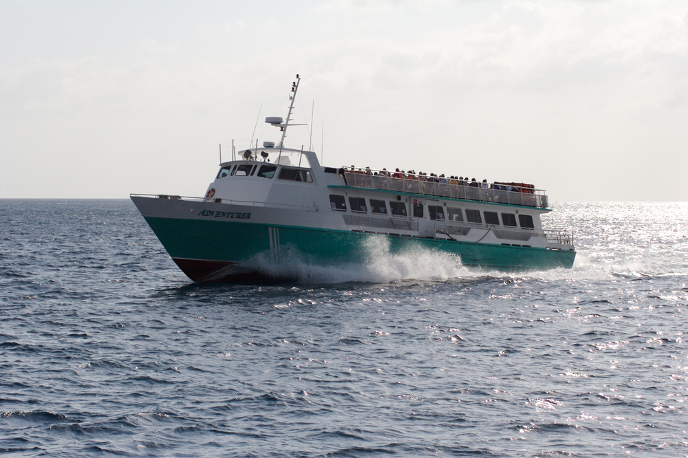 Ferries between Tortola / Virgin - bviferryservicescom