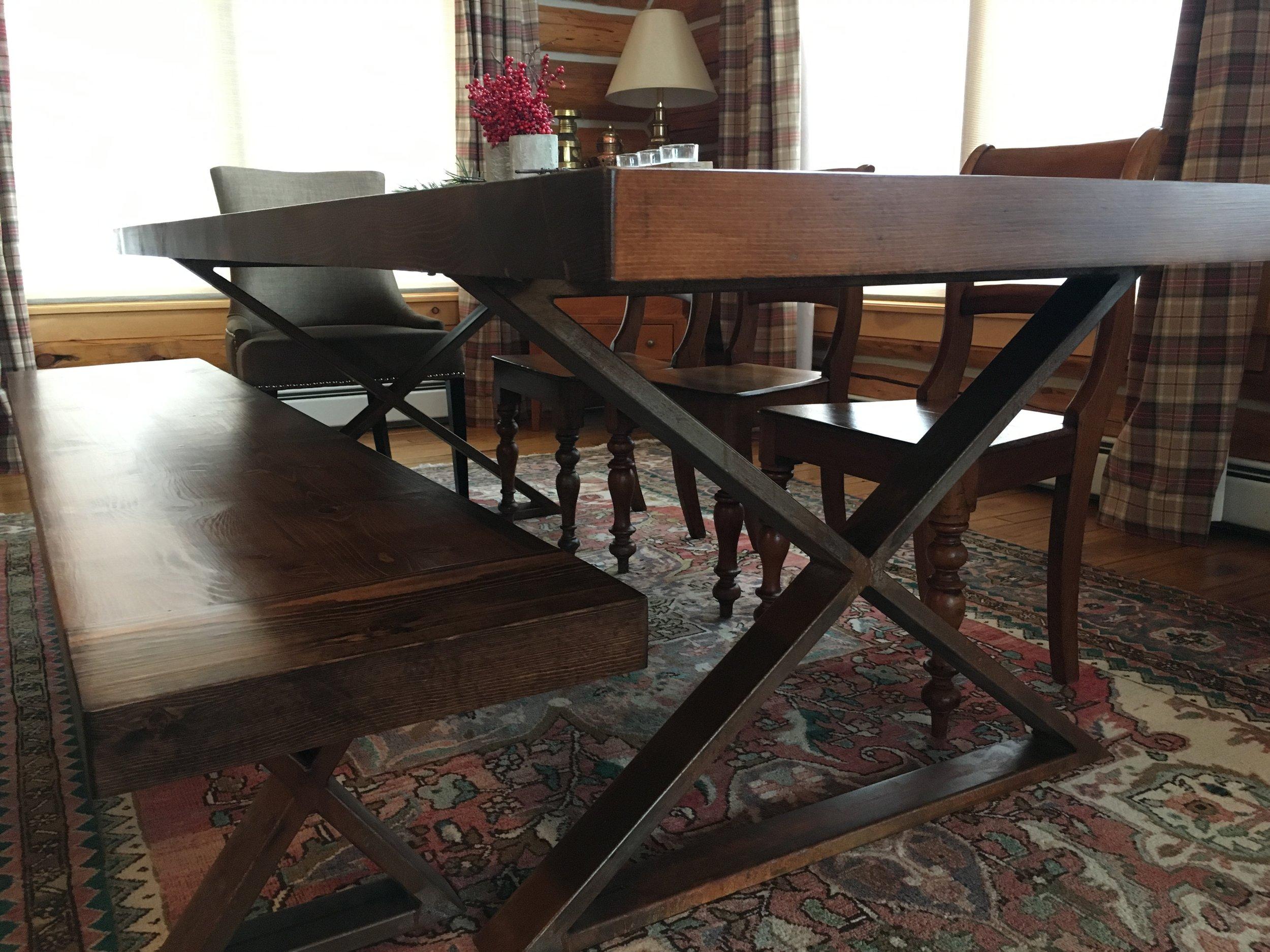 Fine Bank Of Colorado Custom Confrenece Room Table Colorado Tables Home Interior And Landscaping Sapresignezvosmurscom