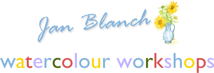 Jan Blanch's Watercolour Workshops