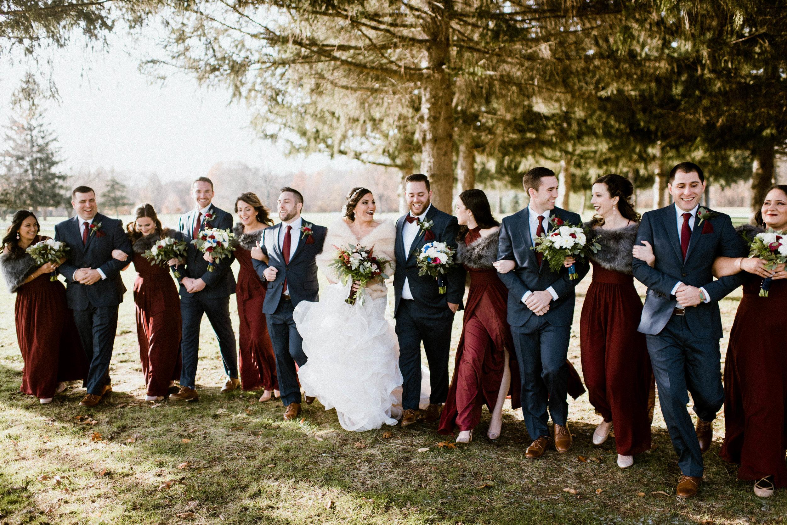 Billy + Nellie // Rochester, NY Wedding