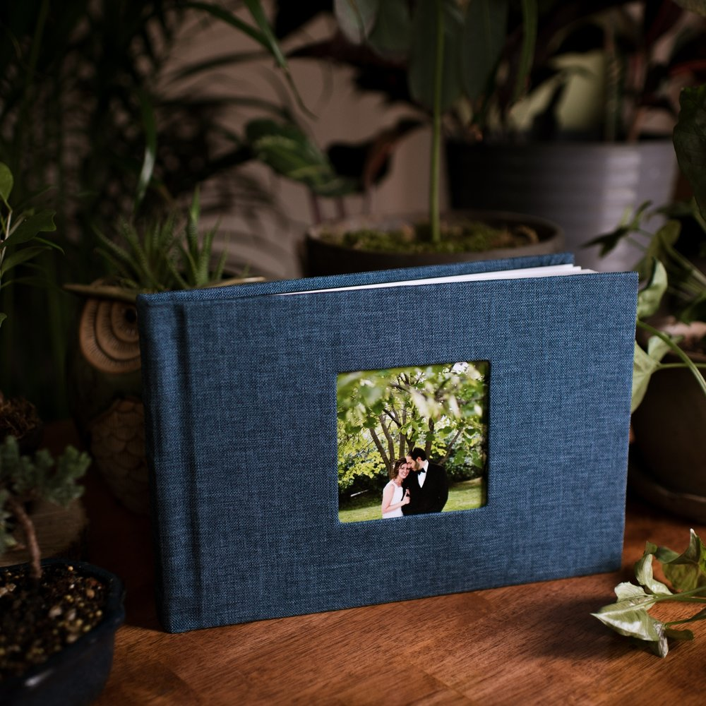 12x8 with Cameo Cover