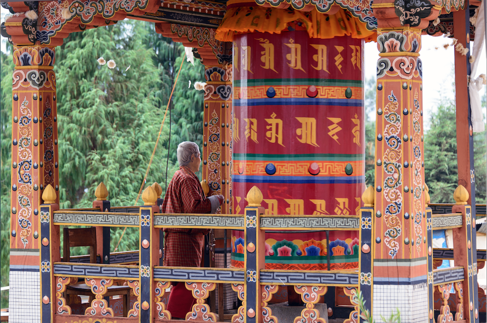 Click on the image above to find out more about our luxury wellness holidays to Bhutan.