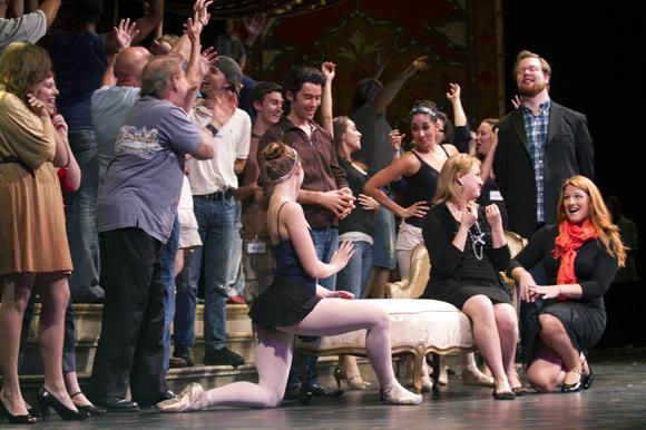 La Traviata, Opera Tampa, 2011