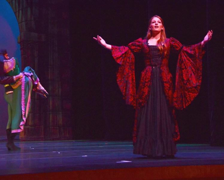 Carmina Burana, Dance Alive National Ballet, 2012