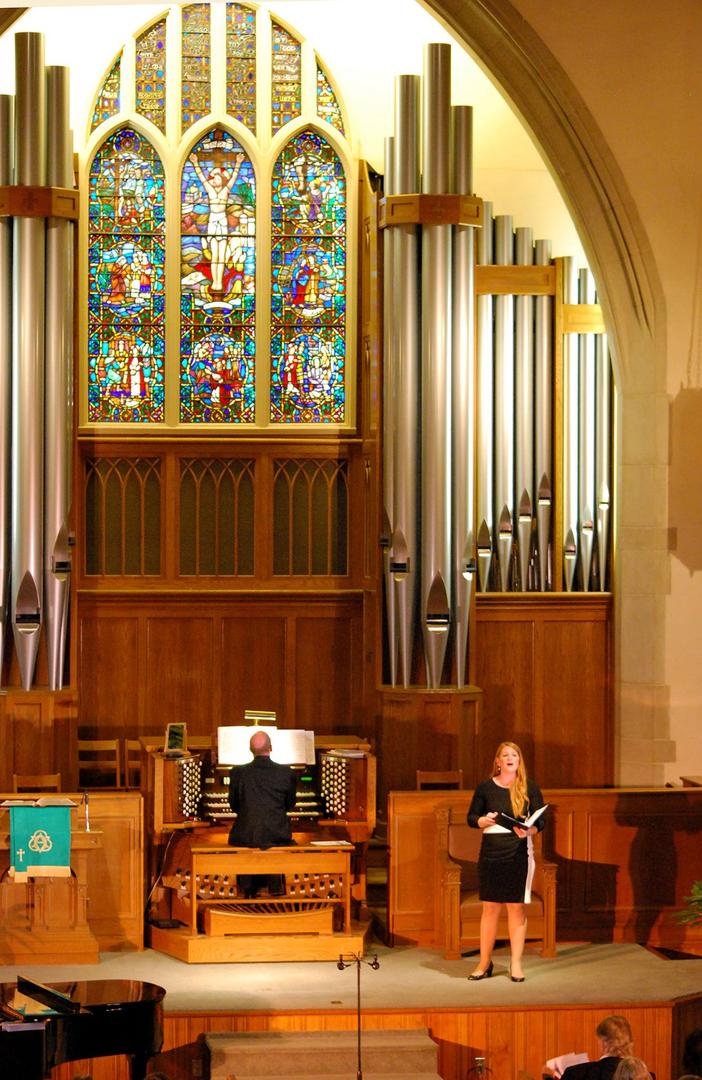Savannah Voice Festival Sacred Concert
