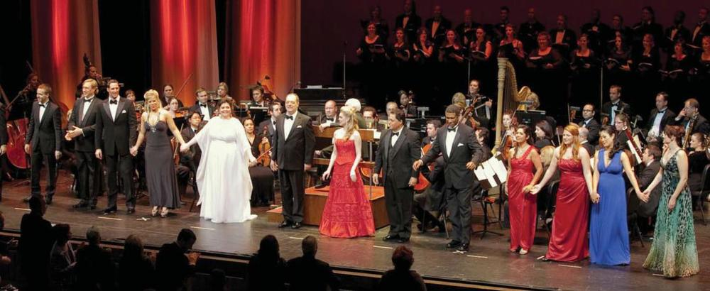 Night of Stars, Opera Tampa, 2011
