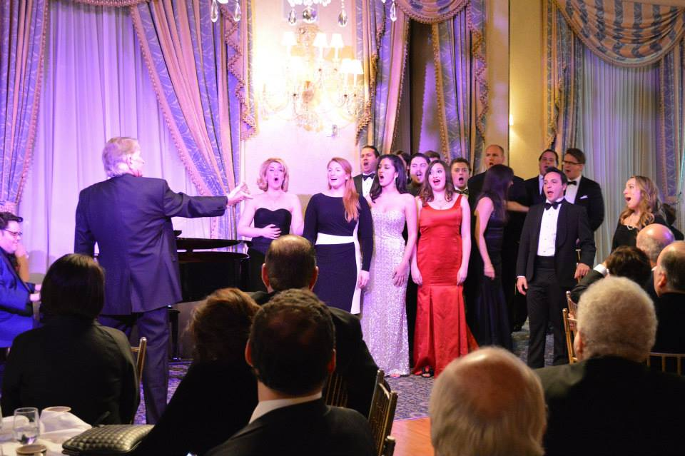 Sherrill Milnes 80th Birthday Gala