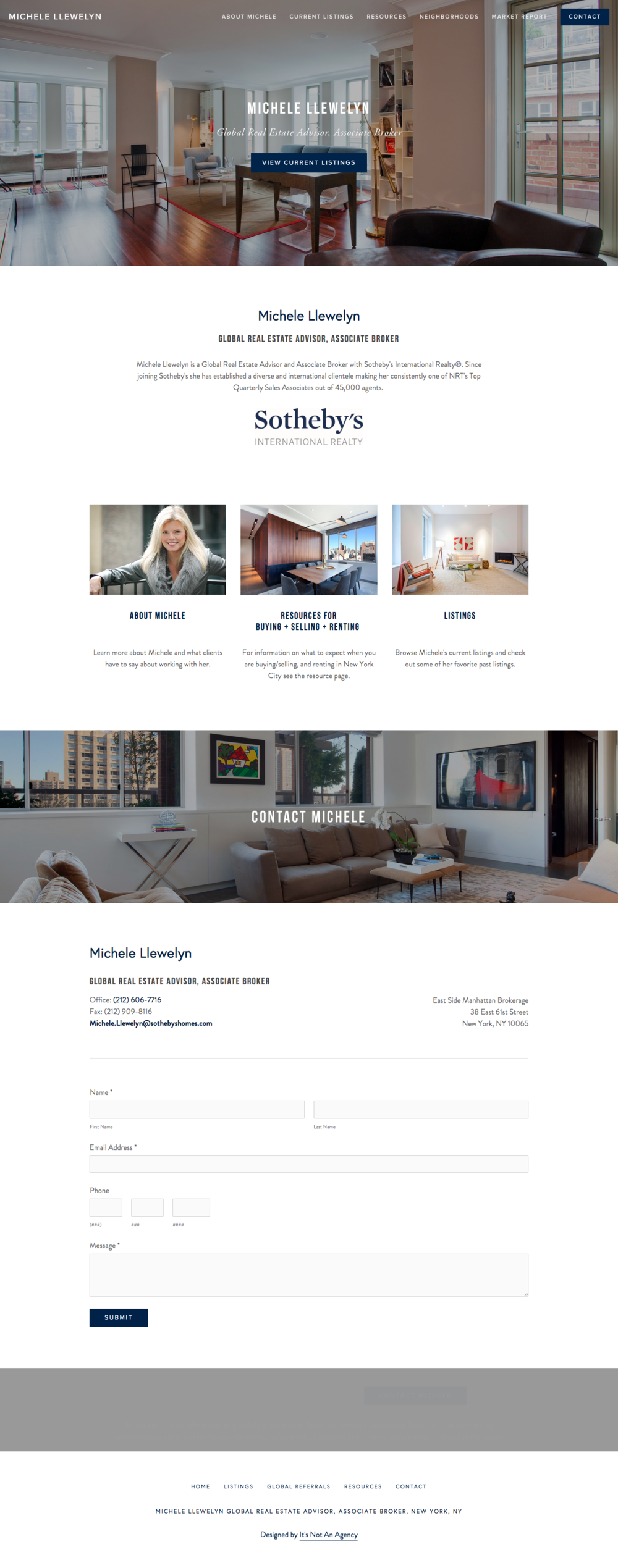 Real Estate Website_Michele Llewelyn1.png