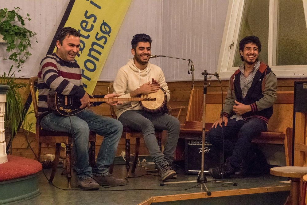 Kurdish music group