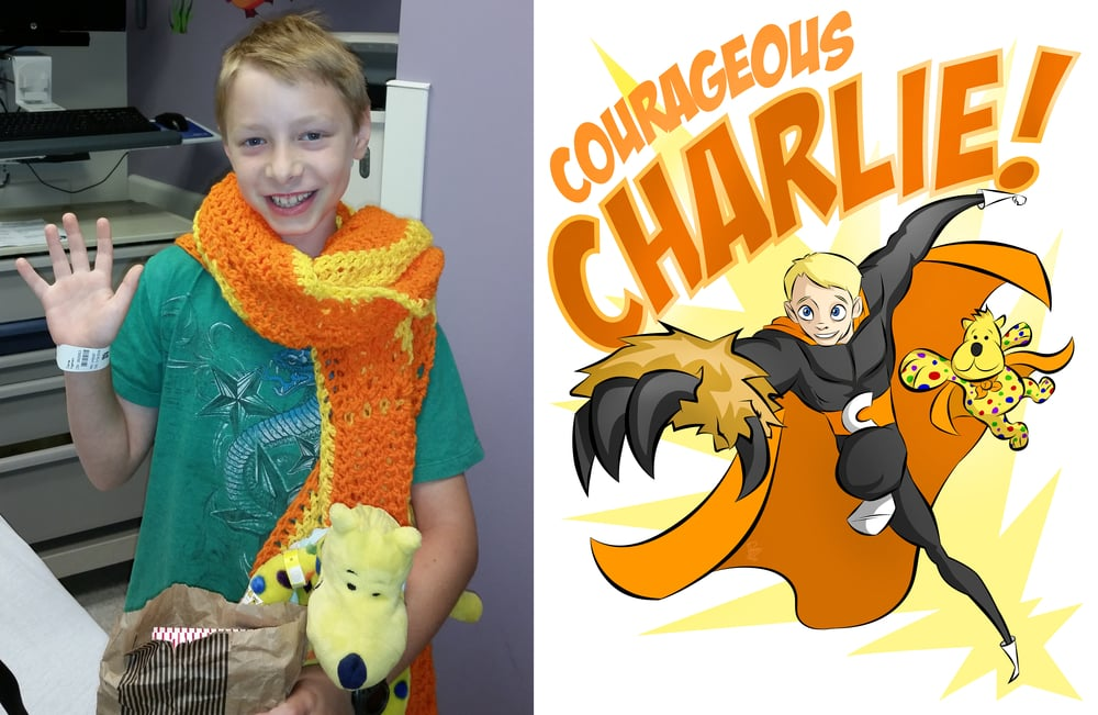 Charlie (Courageous Charlie)