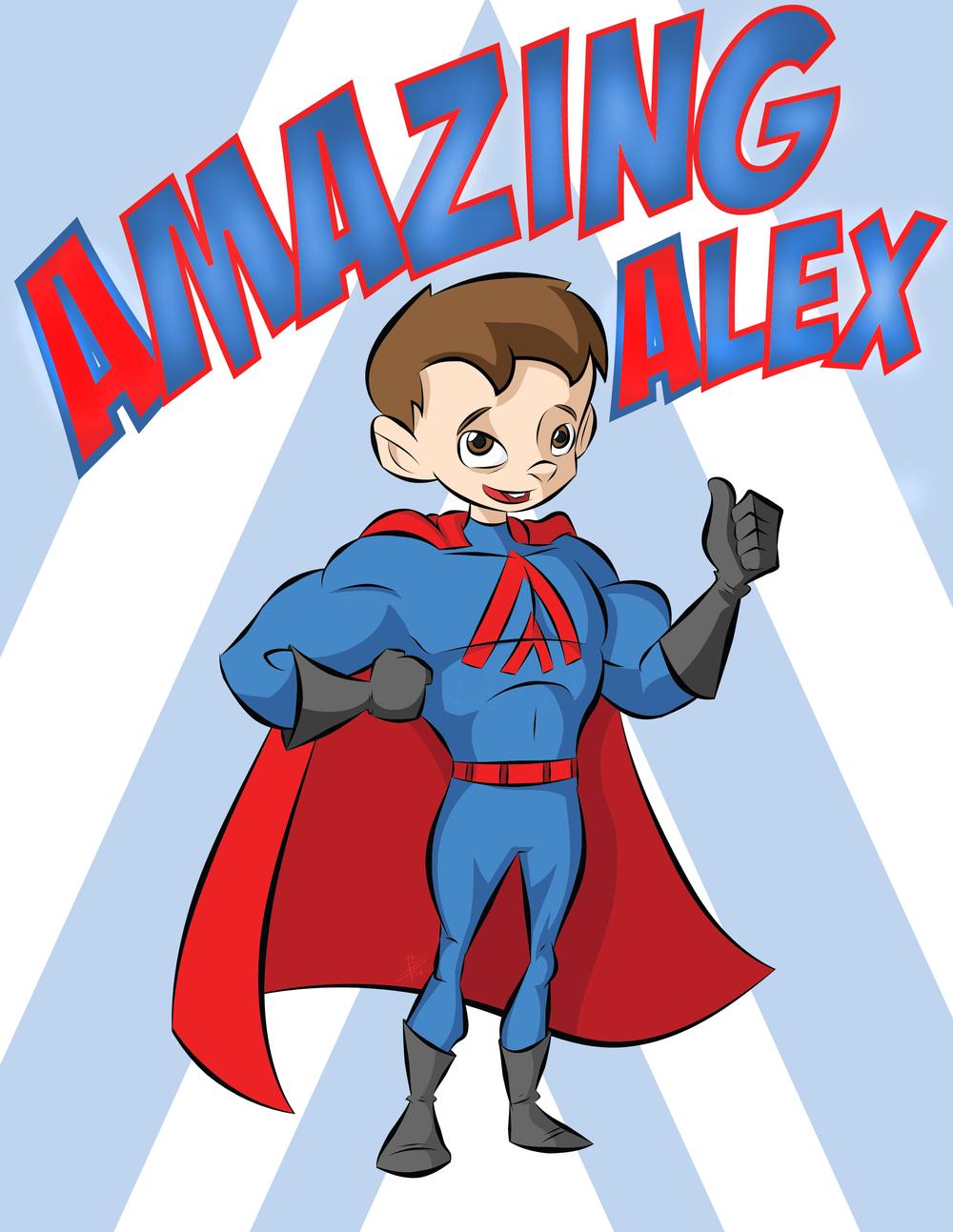 Alex (Amazing Alex)