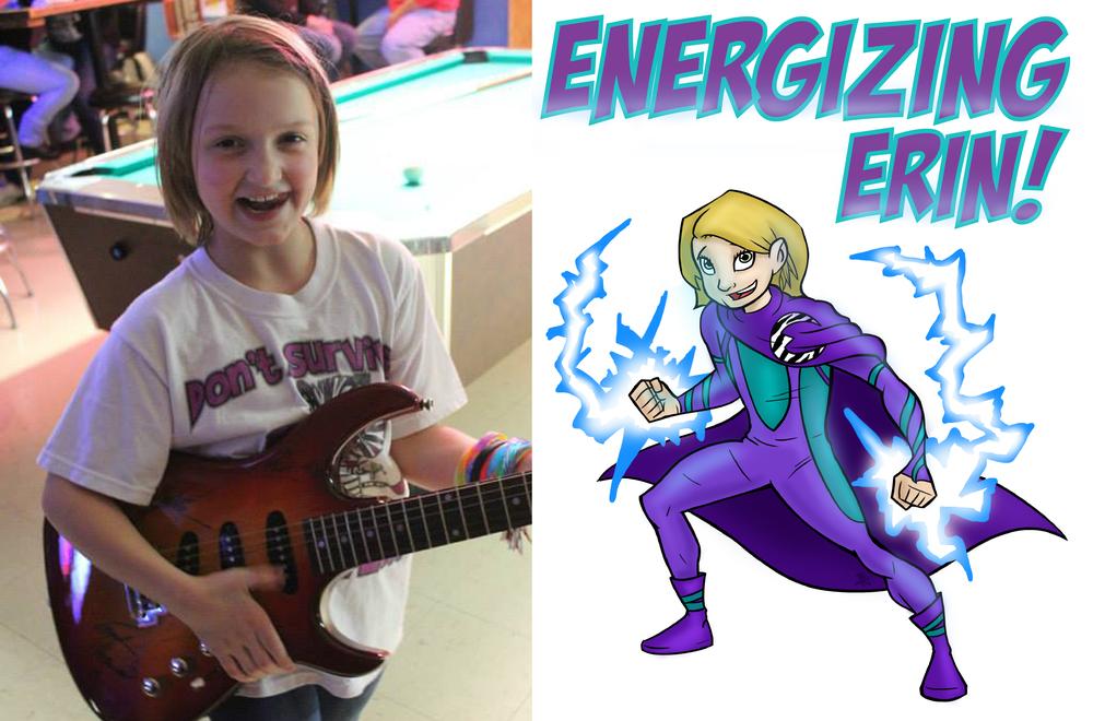 Erin (Energizing Erin)