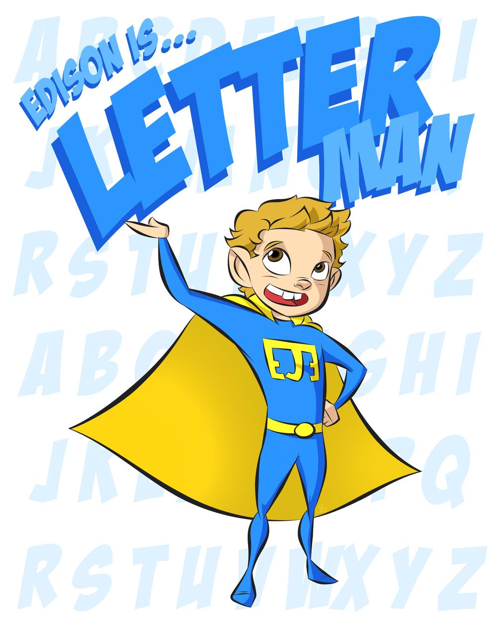 Edison (Letter Man)
