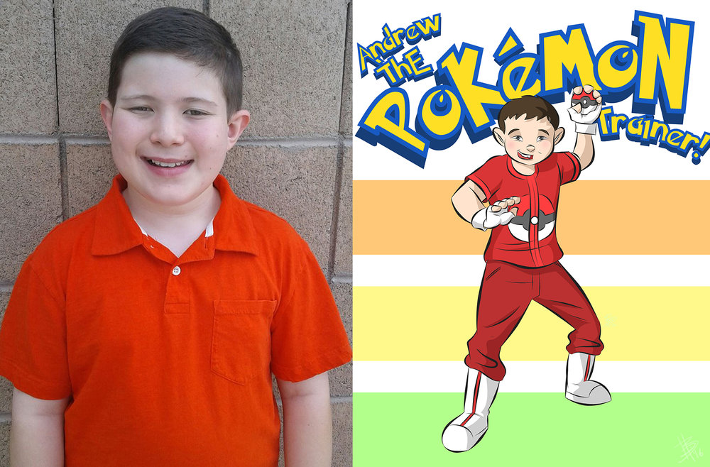 Andrew (The Pokémon Trainer)
