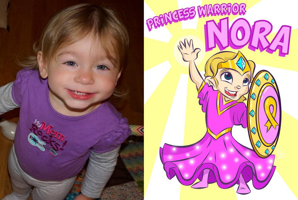 Nora (Princess Warrior Nora)