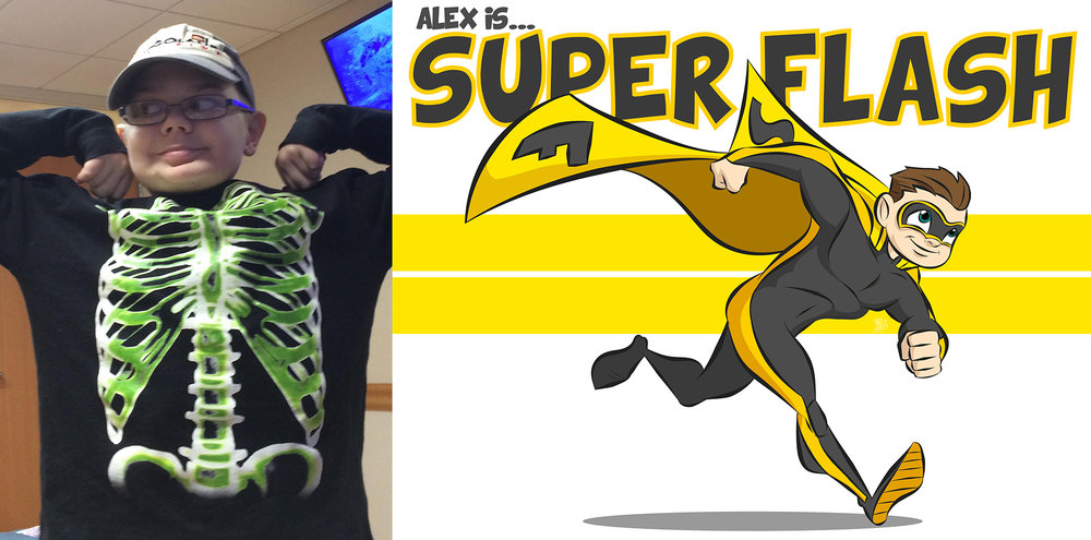 Alex (Super Flash)