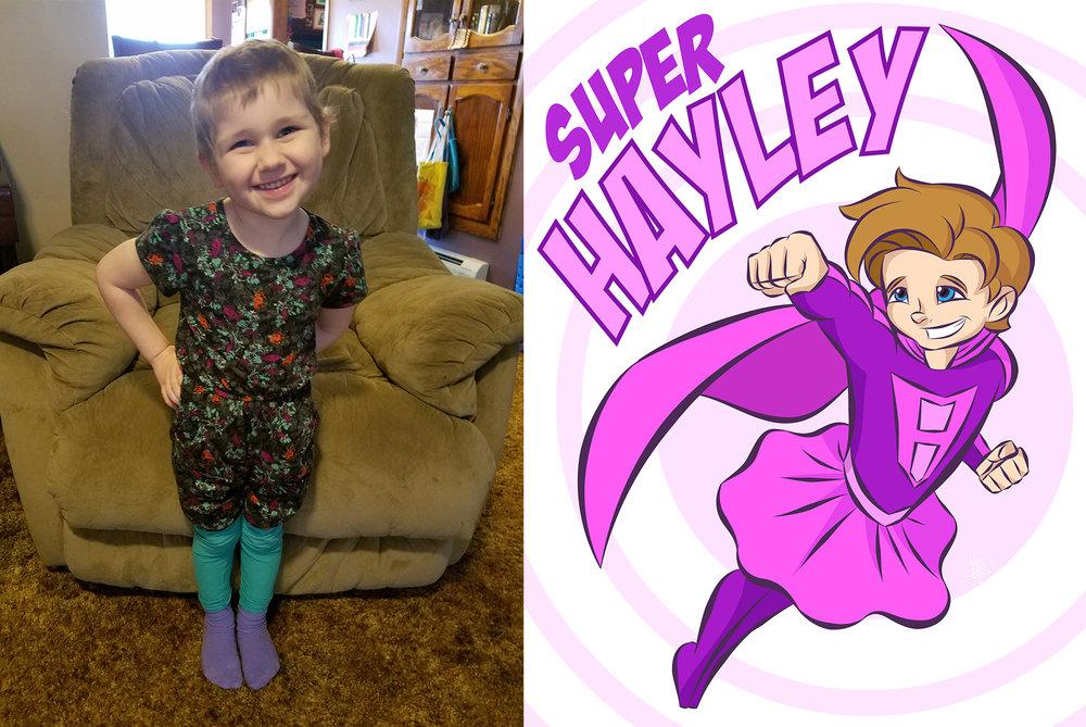 Hayley (Super Hayley)