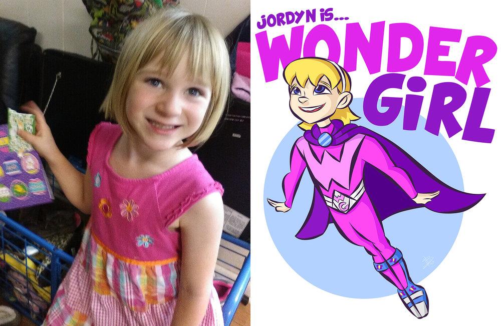 Jordyn (Wonder Girl)