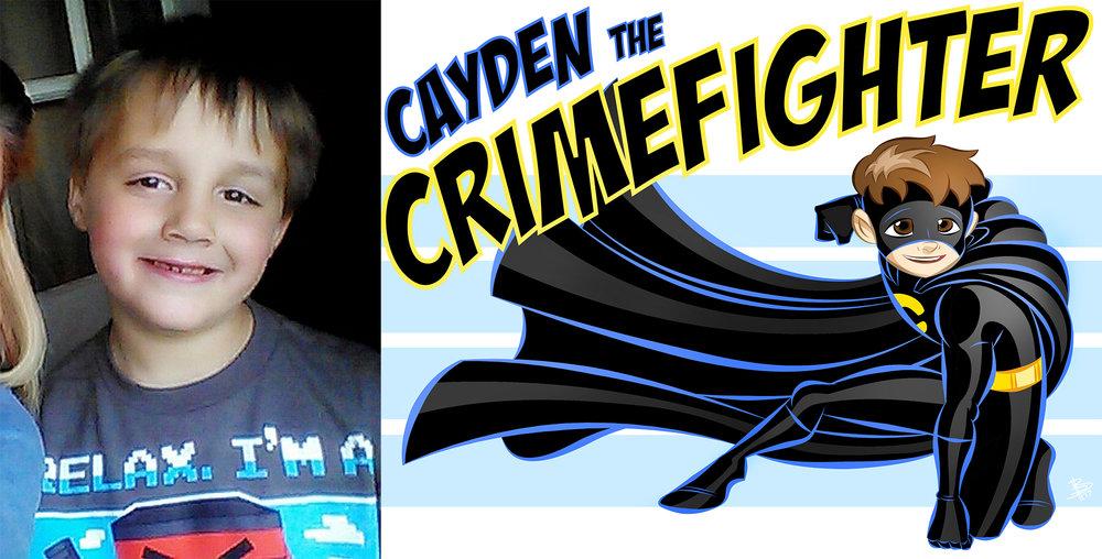 Cayden (Cayden the Crimefighter)