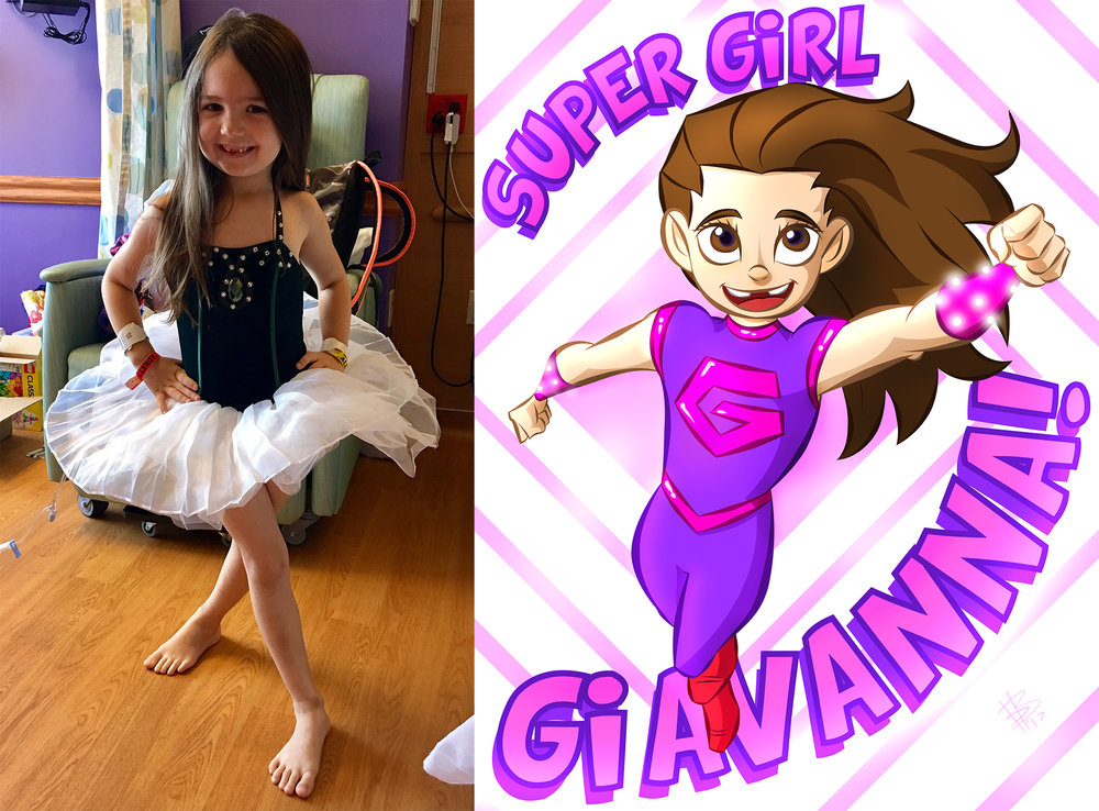 Giavanna (Super Girl)