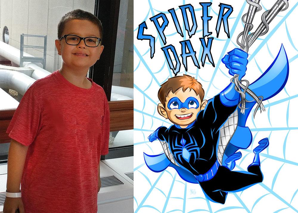 Daxton (Spider-Dax)